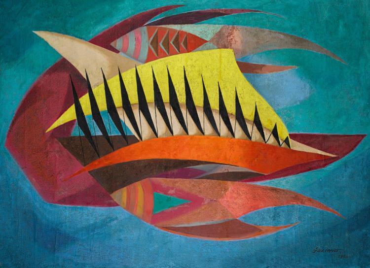 RAFAEL SORIANO (1920-2015) | Motivo del mar
