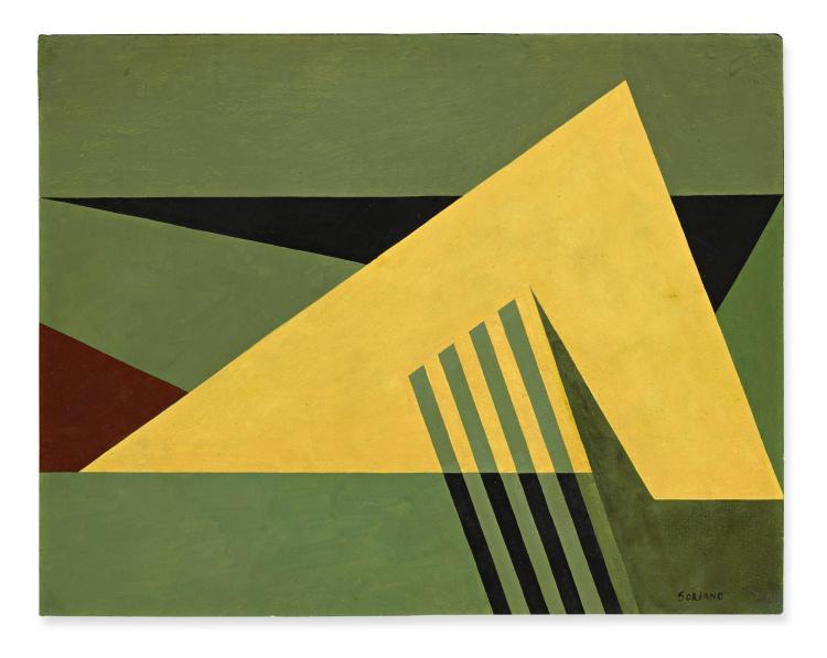 RAFAEL SORIANO (1920-2015) | Untitled
