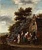 BARENT GAEL HAARLEM 1630/35 - 1698 AMSTERDAM, Barend Gael, Click for value
