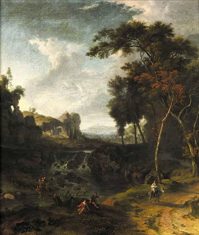 ALBERT MEYERING AMSTERDAM 1645 - 1714