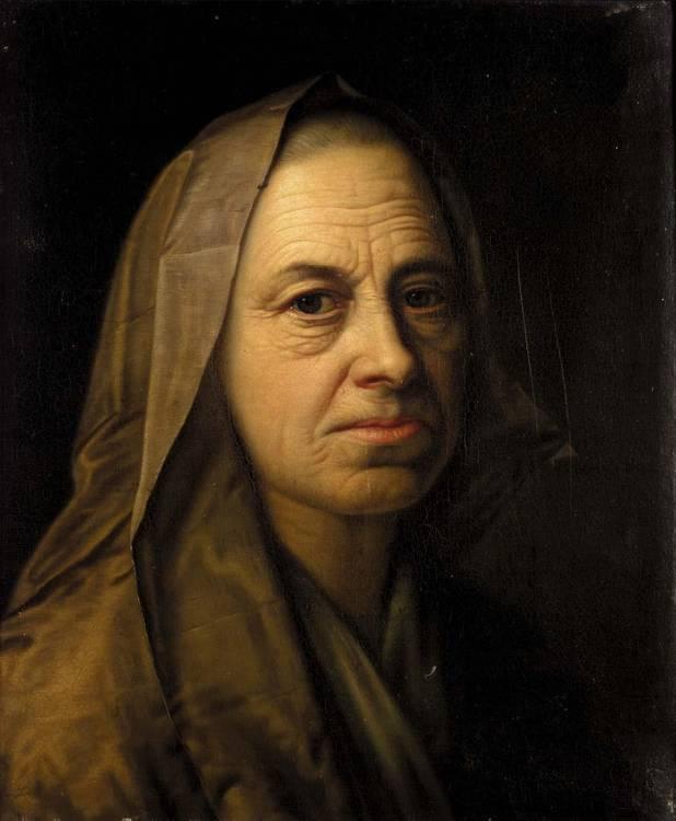 BALTHASAR DENNER HAMBURG 1685 - 1749 ROSTOCK