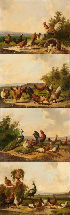 ALBERTUS VERHOESEN UTRECHT 1806-1881