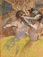 f - EDGAR DEGAS, Edgar Degas, Click for value
