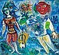 f - MARC CHAGALL, Marc Chagall, Click for value