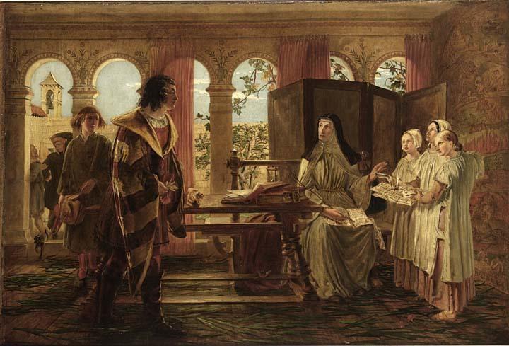 WILLIAM BELL SCOTT BRITISH, 1811-1890
