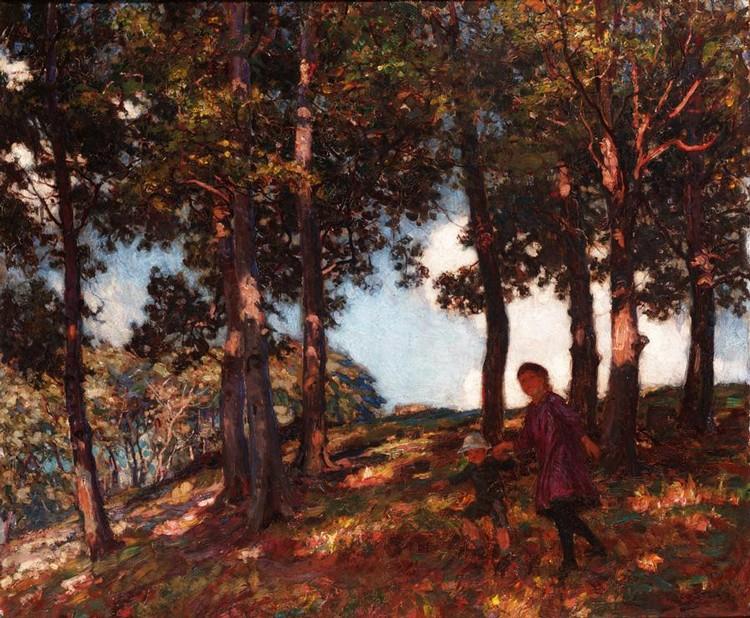 FREDERICK STEAD, 1863-1940