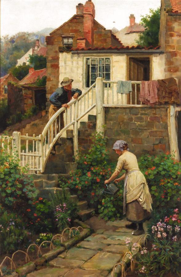 RALPH HEDLEY, 1851-1913