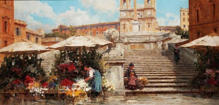 FILIPPO ANIVITTI, ITALIAN 1876-1955