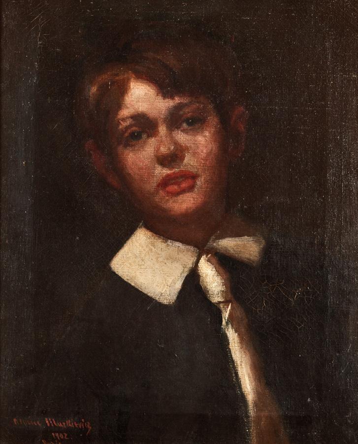 KASIMIR MARKIEWICZ, POLISH 1874-1932