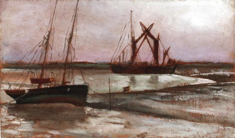 FRANK HOBDEN, FL.1879-C.1930