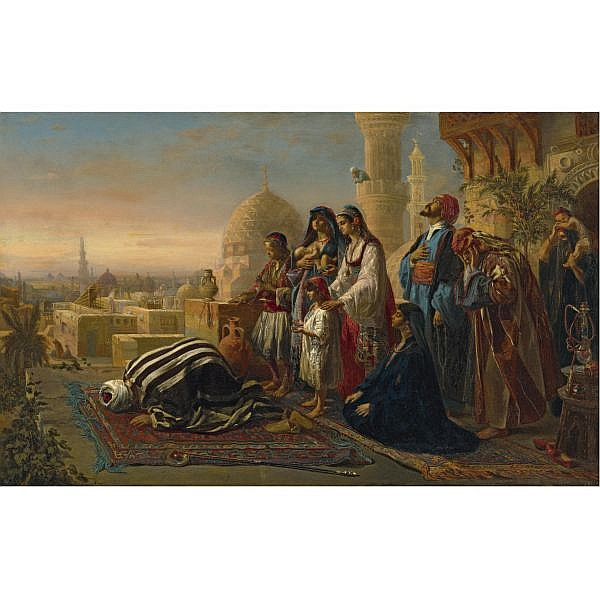 - Jean-Baptiste Huysmans , Belgian 1826-1906 