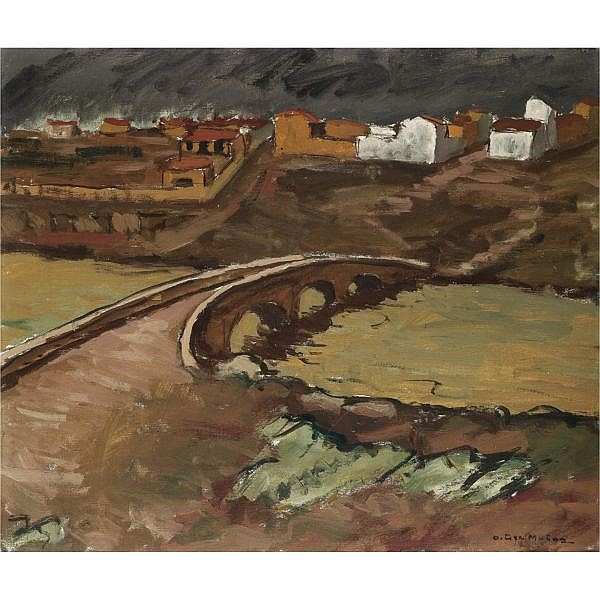 Godofredo Ortega Muñoz , Badajoz 1905-Madrid 1982 