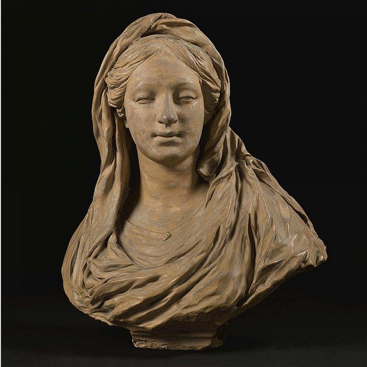 CIRCLE OF GIUSEPPE MARIA MAZZA 1653 - 1741