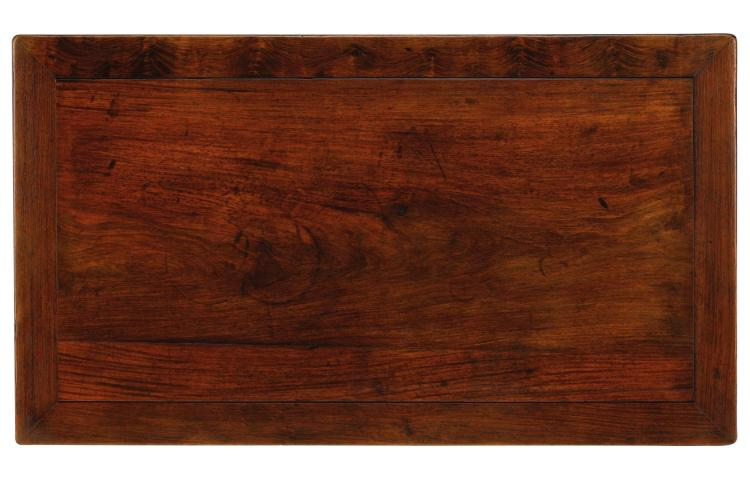 A HUANGHUALI LUTE TABLE LATE MING DYNASTY |