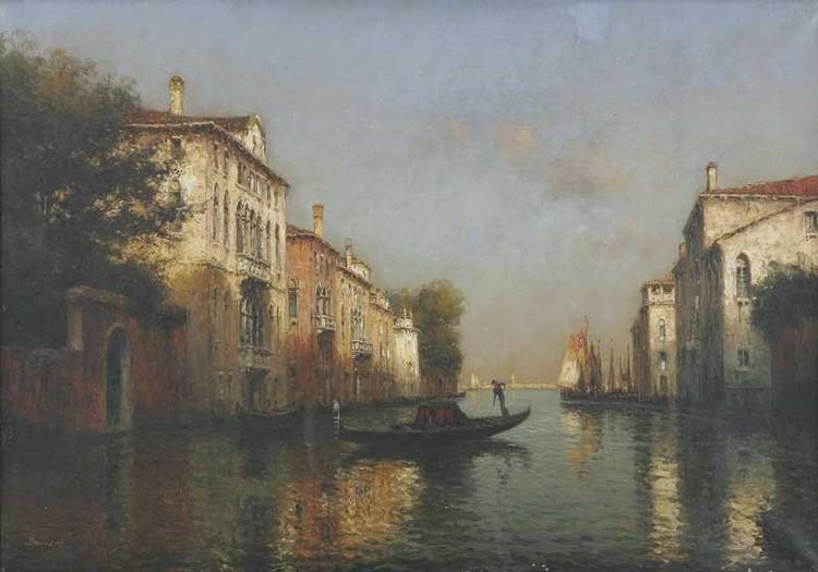 CHARLES ROWBOTHAM BRITISH 1858-1921
