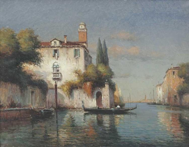 ALFRED AUGUSTUS GLENDENING, JR BRITISH 1861-1907