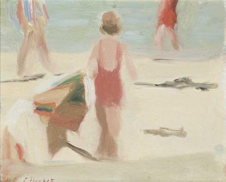 CLARICE BECKETT 1887-1935 SUNNY DAY