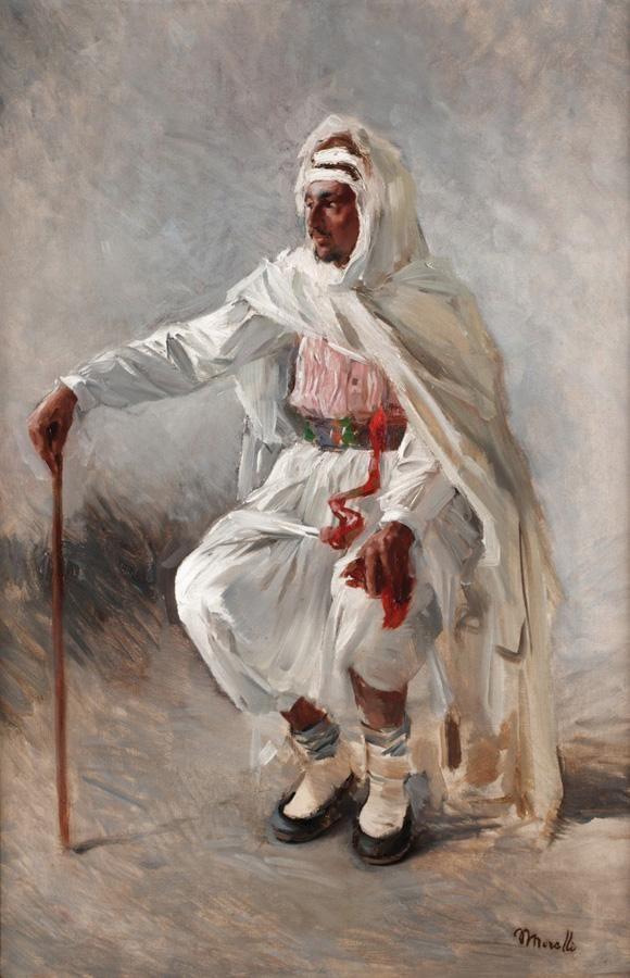 DOMENICO MORELLI, ITALIAN 1826-1901
