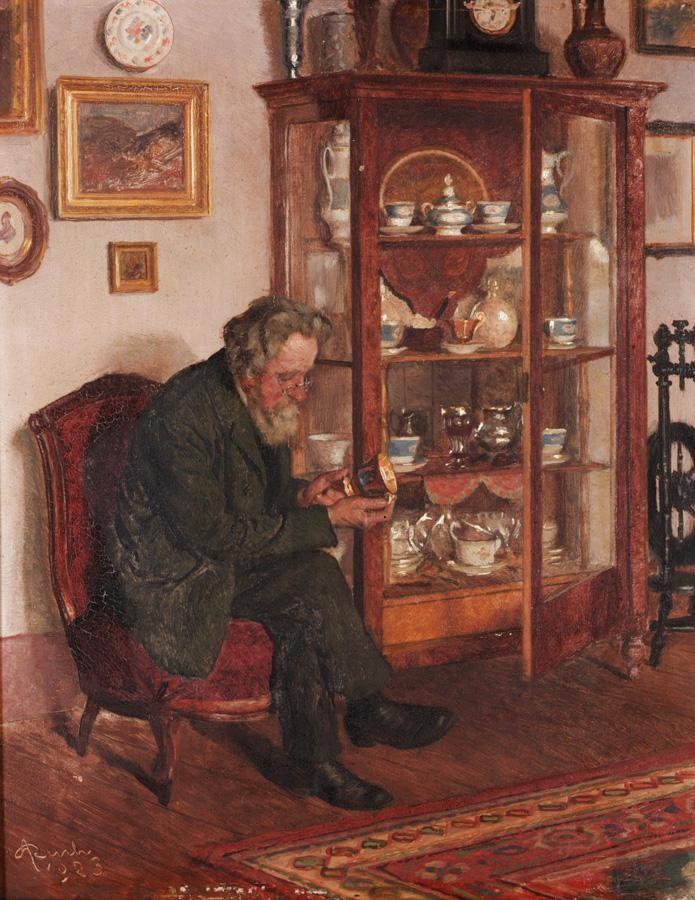 ADOLF REICH, 1887-1963