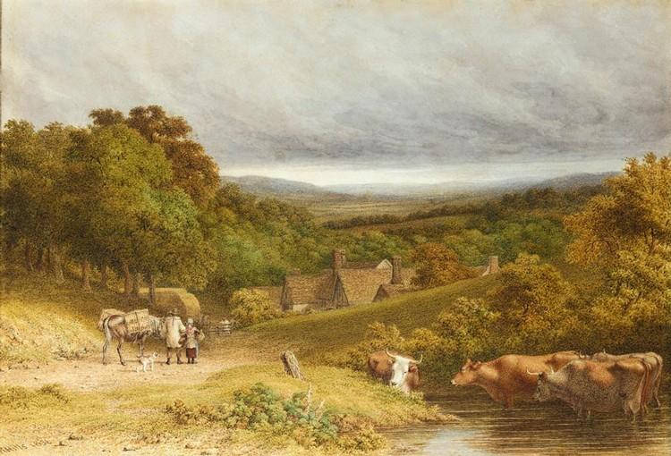 ROBERT HILLS, 1769-1844