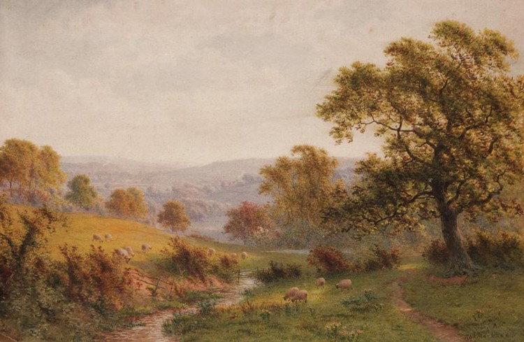 ROBERTO ANGELO KITTERMASTER MARSHALL, 1849-1923