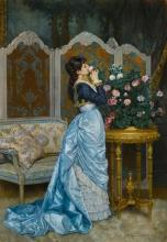 AUGUSTE TOULMOUCHE | Day Dreaming