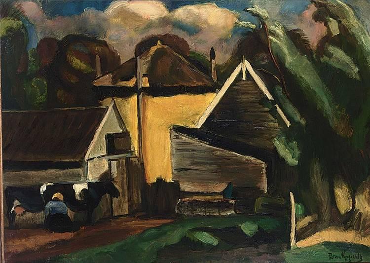 PIET VAN WIJNGAERDT (1873-1964)