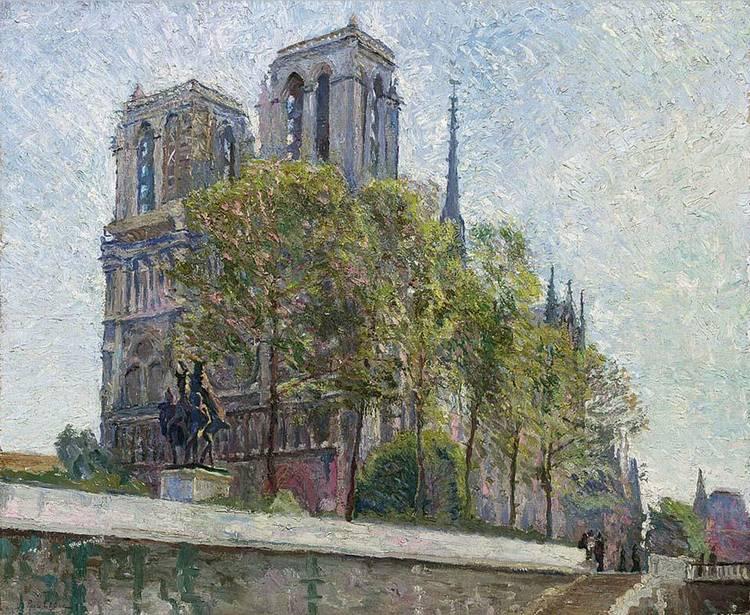 PAUL LEDUC (1876-1943)