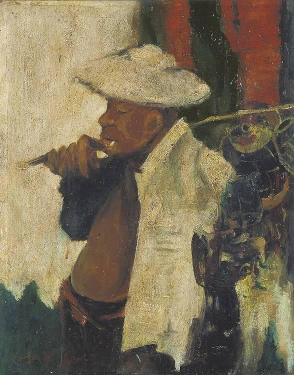 GERARD PIETER ADOLFS (1897-1968)