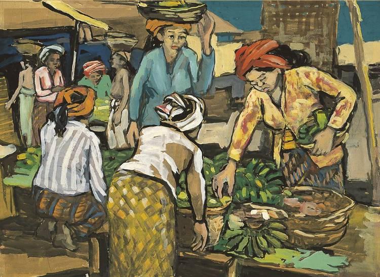CHEN CHONG SWEE (1910-1986)