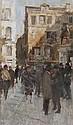 BERNARD DUNSTAN, B. 1920 CAMPO S. BARTOLOMEO, Bernard Dunstan, Click for value