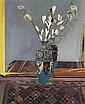 BEN LEVENE, B.1938 STILL LIFE WITH CHINESE VASE, Ben Levene, Click for value