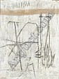 PRUNELLA CLOUGH, 1919-1999 WIRED LANDSCAPE, Prunella Clough, Click for value