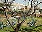 ADRIAN ALLINSON, 1890-1959 KAIROUAN, TUNISIA, Adrian Allinson, Click for value