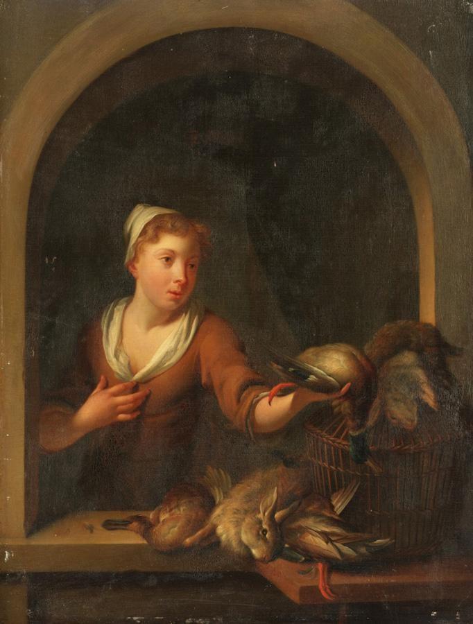 LOUIS DE MONI BREDA 1698 - 1771 LEIDEN