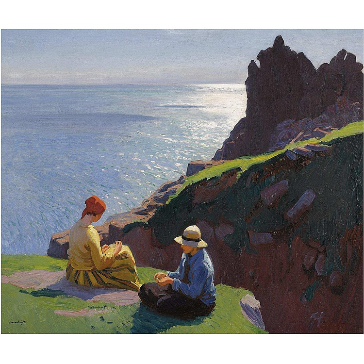 DAME LAURA KNIGHT, R.A., R.W.S.