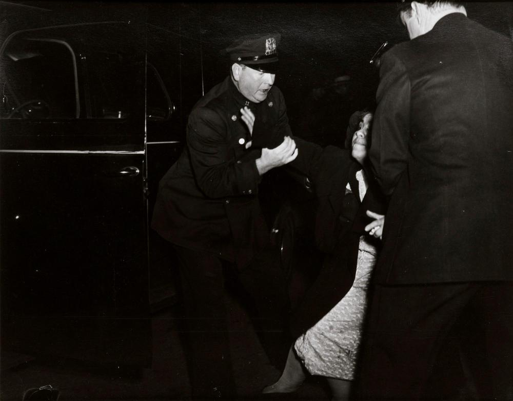 WEEGEE | Untitled, circa 1940