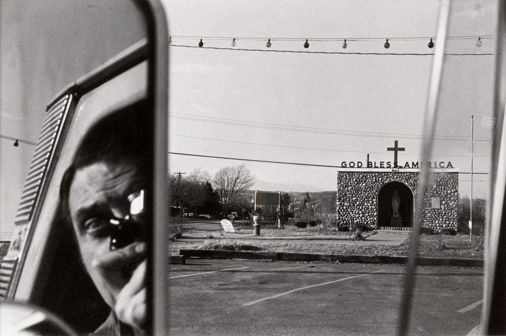 LEE FRIEDLANDER | Route 9W, New York, 1969