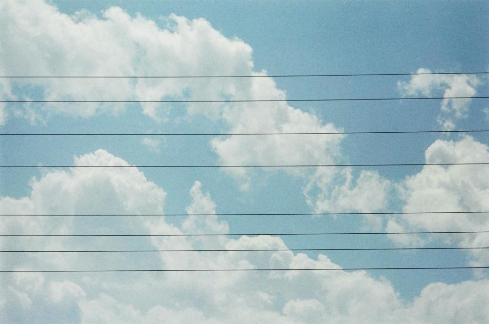 LUIGI GHIRRI | Ile Rousse, (serie Kodachrome),1976