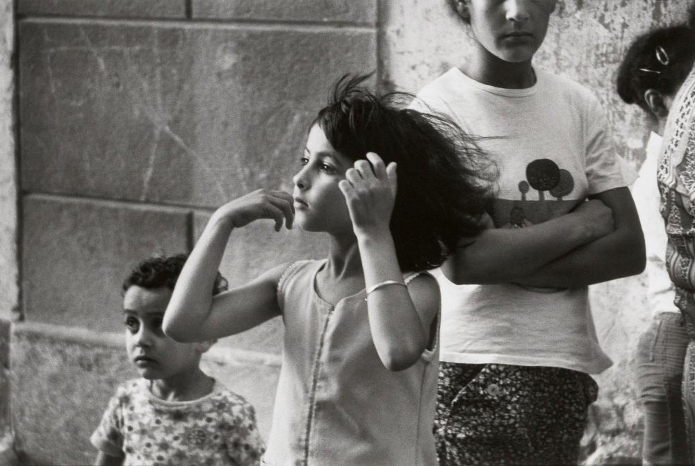 ANDRÉ KERTÉSZ | Arles, 1979