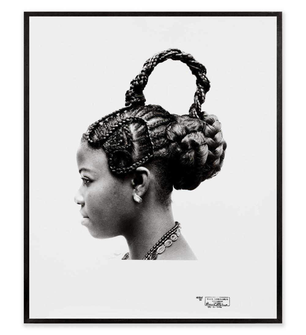 J.D. 'OKHAI OJEIKERE   Untitled, 1980
