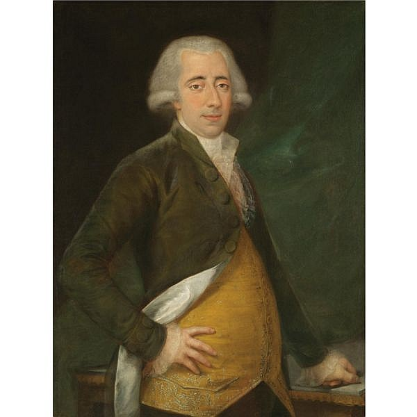Agustin Esteve y MarquesValencia 1753 - circa 1820 Madrid