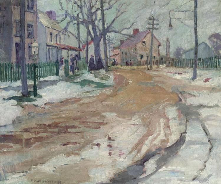 PAULETTE VAN ROEKENS B. 1896