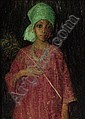 HOVSEP PUSHMAN 1877-1966, Hovsep T Pushman, Click for value