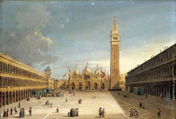 VINCENZO CHILONE VENICE 1758 - 1839