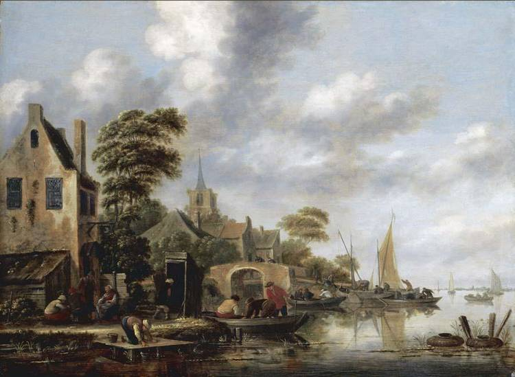 THOMAS HEEREMANS ACTIVE IN HAARLEM 1660 - 1697
