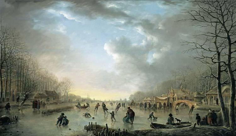 ANDRIES VERMEULEN DORDRECHT 1763 -1814 AMSTERDAM