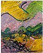 FRANK AUERBACH, Frank Helmuth Auerbach, Click for value