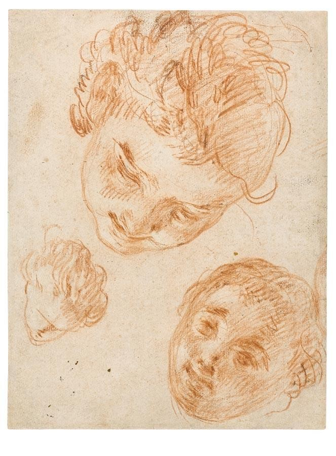 * NOËL-NICOLAS COYPEL PARIS 1690 - 1734