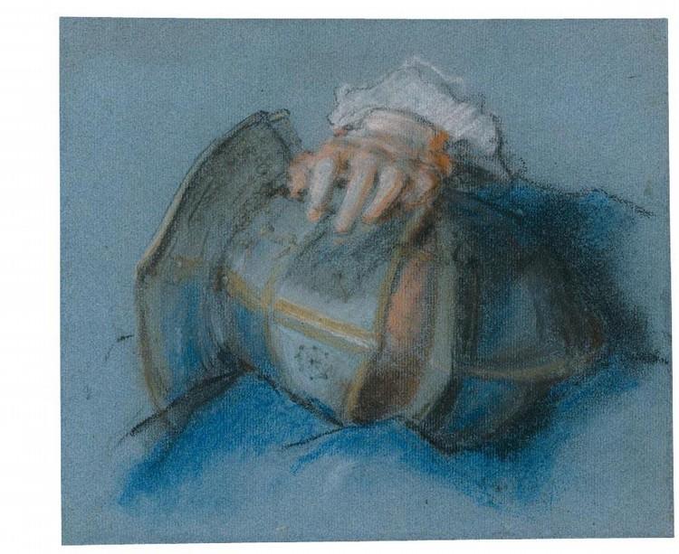* JACOB VAN SCHUPPEN FONTAINEBLEAU 1670 - VIENNA 1751